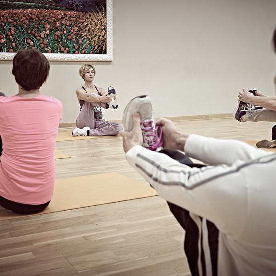 Ginnastica Posturale metodo Pilates e Back School